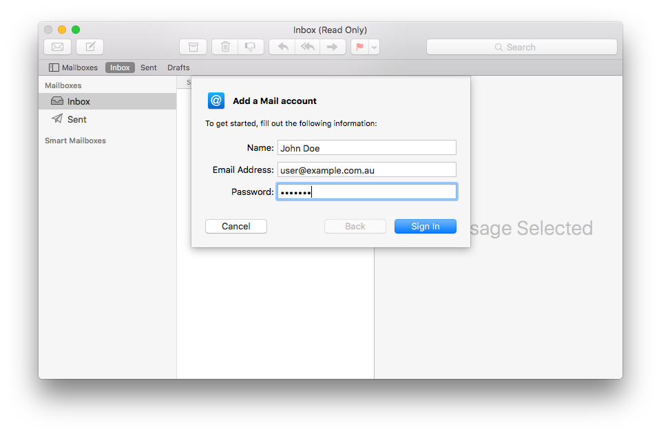 how to get an apple email account